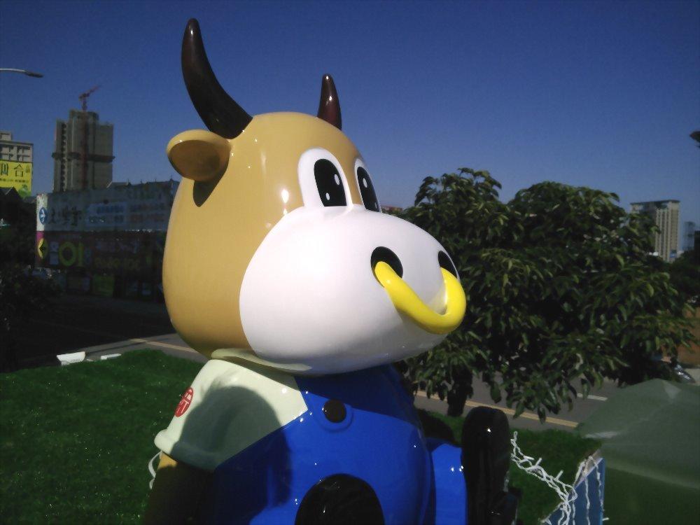 Große Puppe | Handwerkskunst - Fucang Niu Niu 3