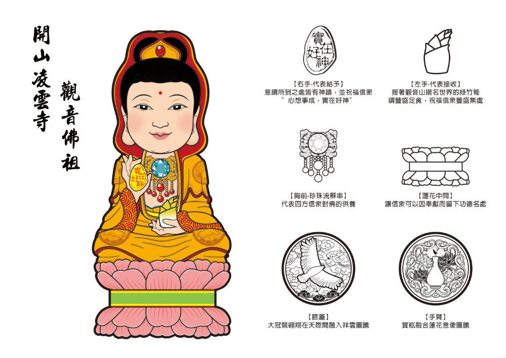 솜털 인형 | 장인의 기술 - 관음 부처님 3
