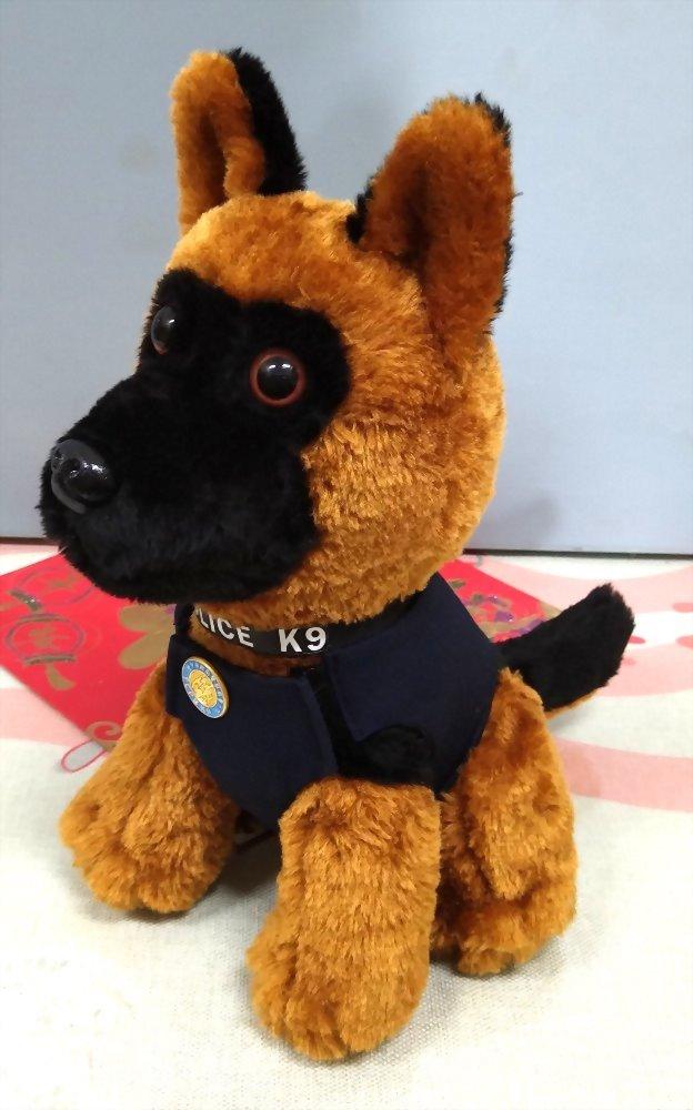 Polizeihund der Taichung Polizeistation (Version mit langen Haaren) 2