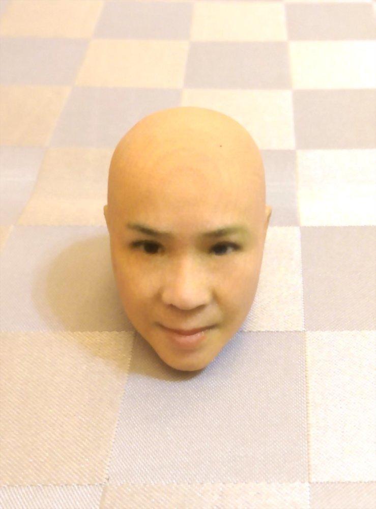 3D掃瞄列印-明華園 1