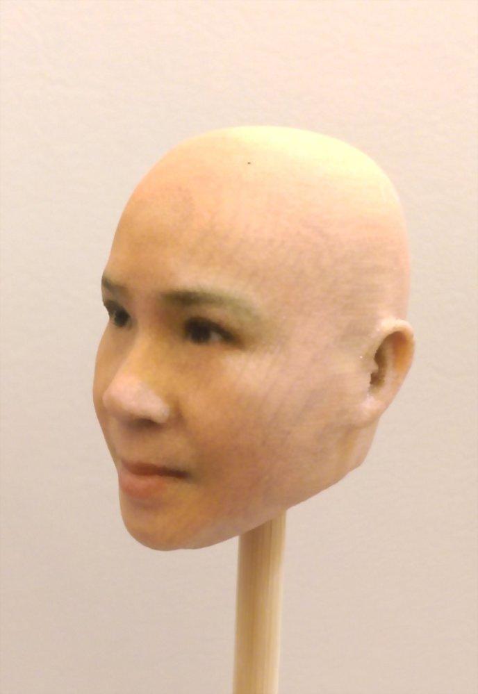 3D掃瞄列印-明華園 8