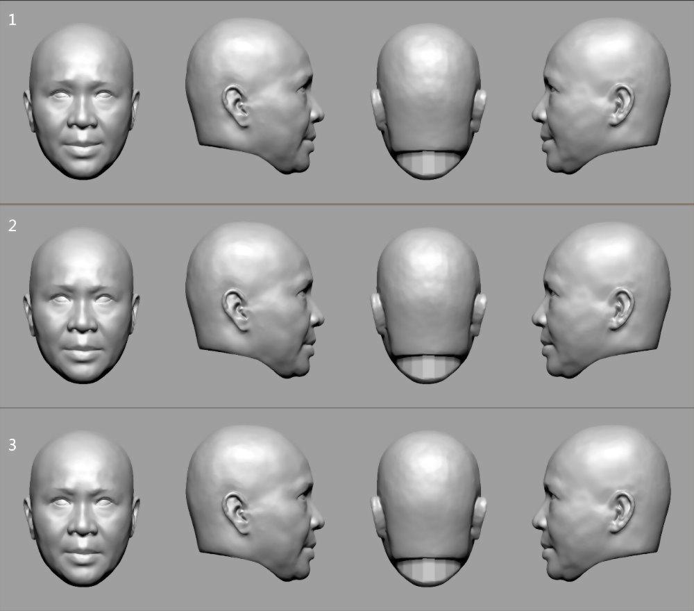 3D掃瞄列印-明華園 4