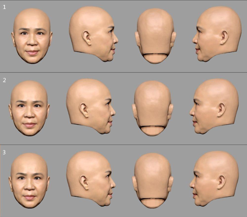 3D掃瞄列印-明華園 5