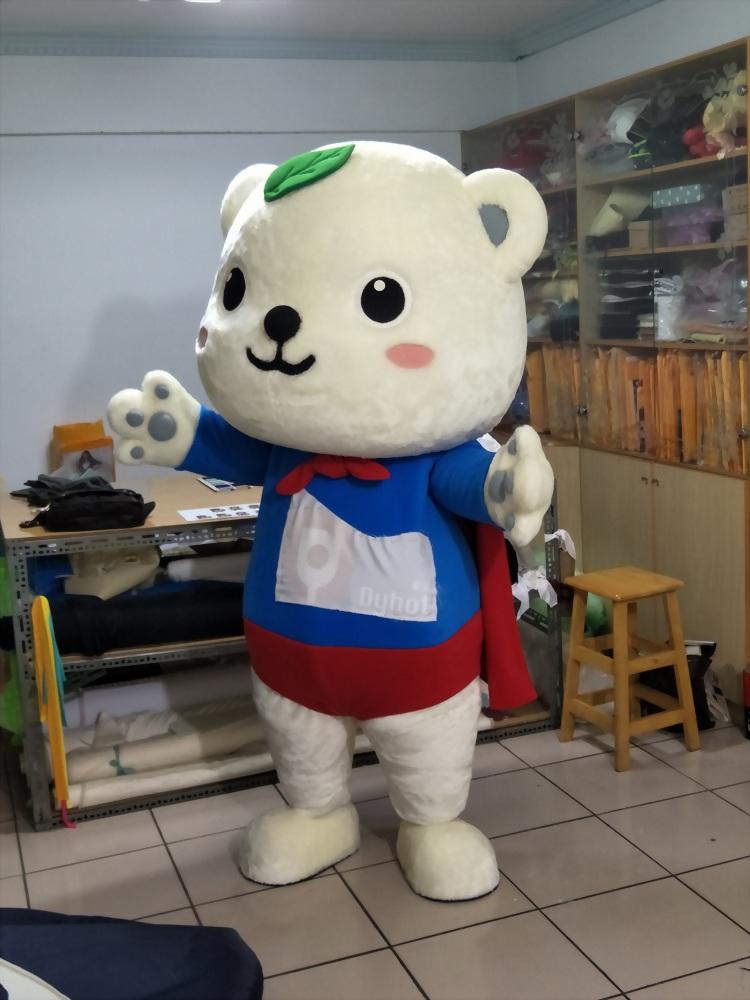 ตุ๊กตาผลิต - Dyhot หมี 2
