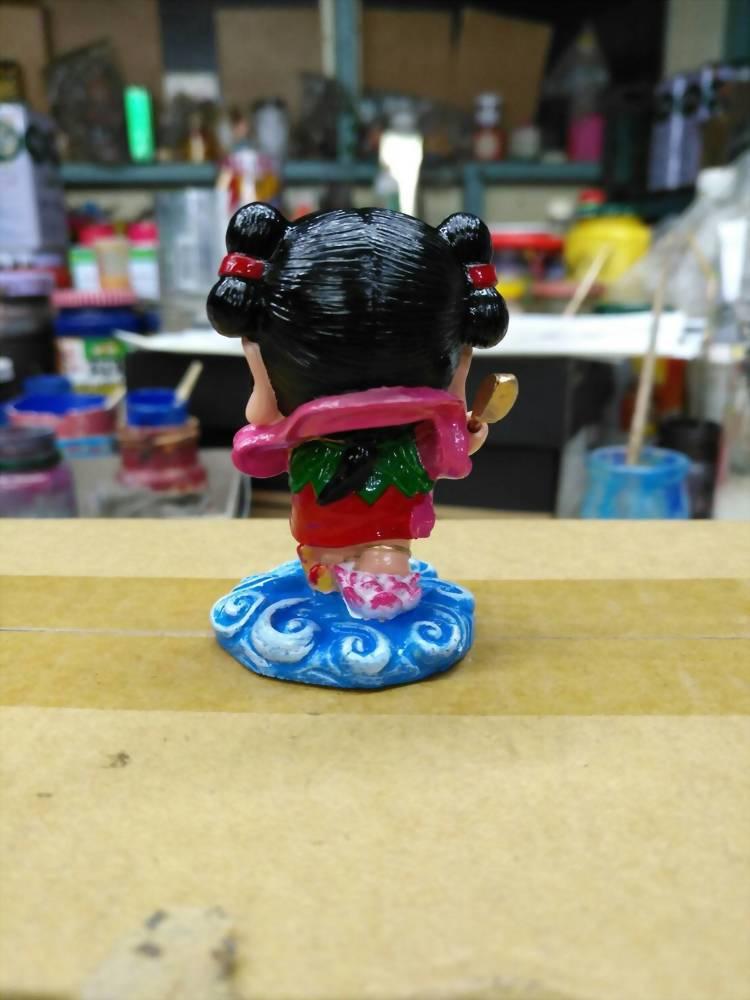Santai Chong Puppe 4