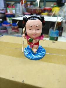 Santai Chong Puppe 1