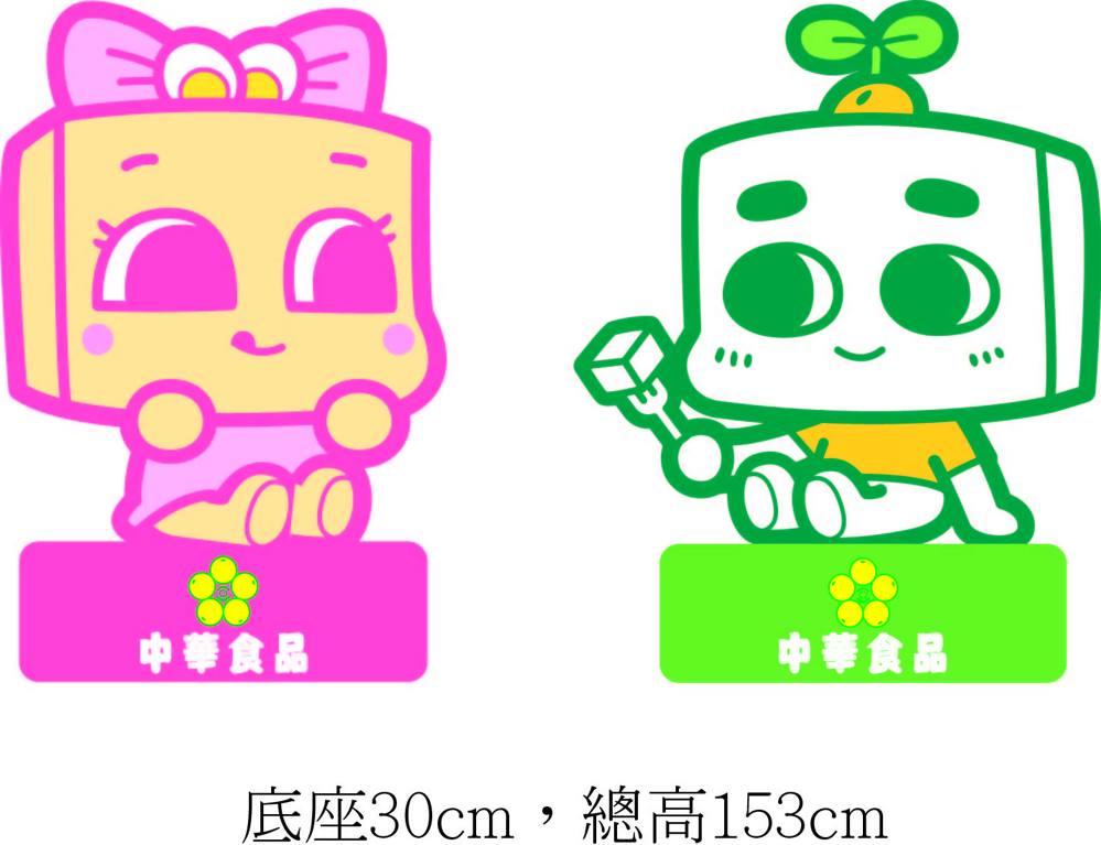 Chinesische Lebensmittelindustrie Aktien Bohne und Ei Mädchen 1