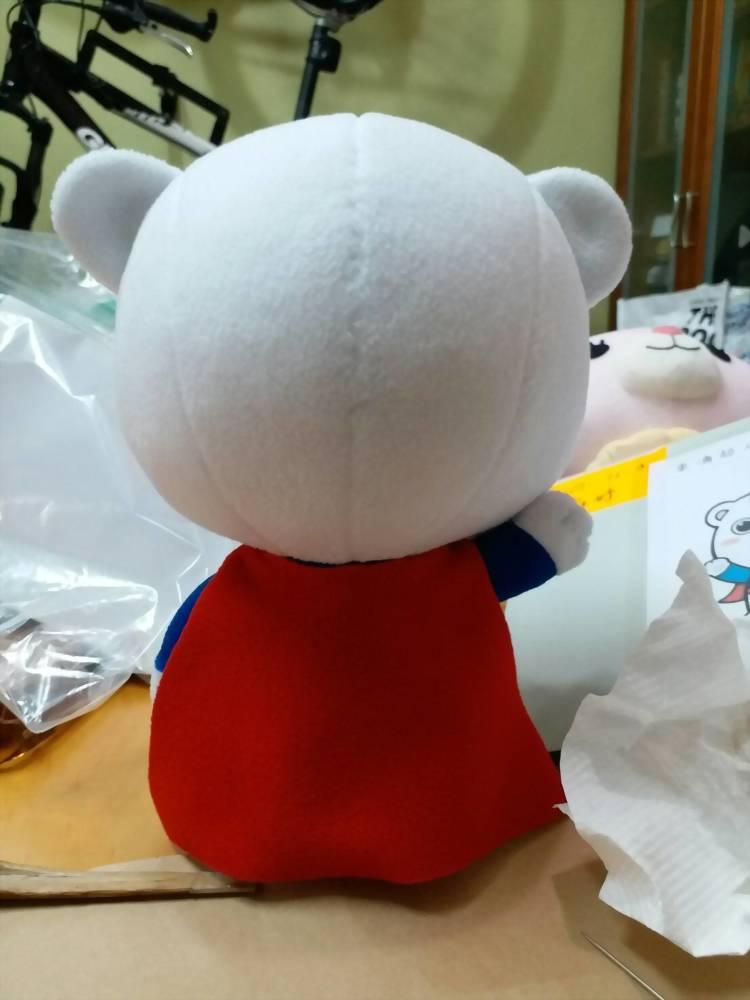 絨毛娃娃製作-Dyhot 東湧熊 | 巧匠工藝 3