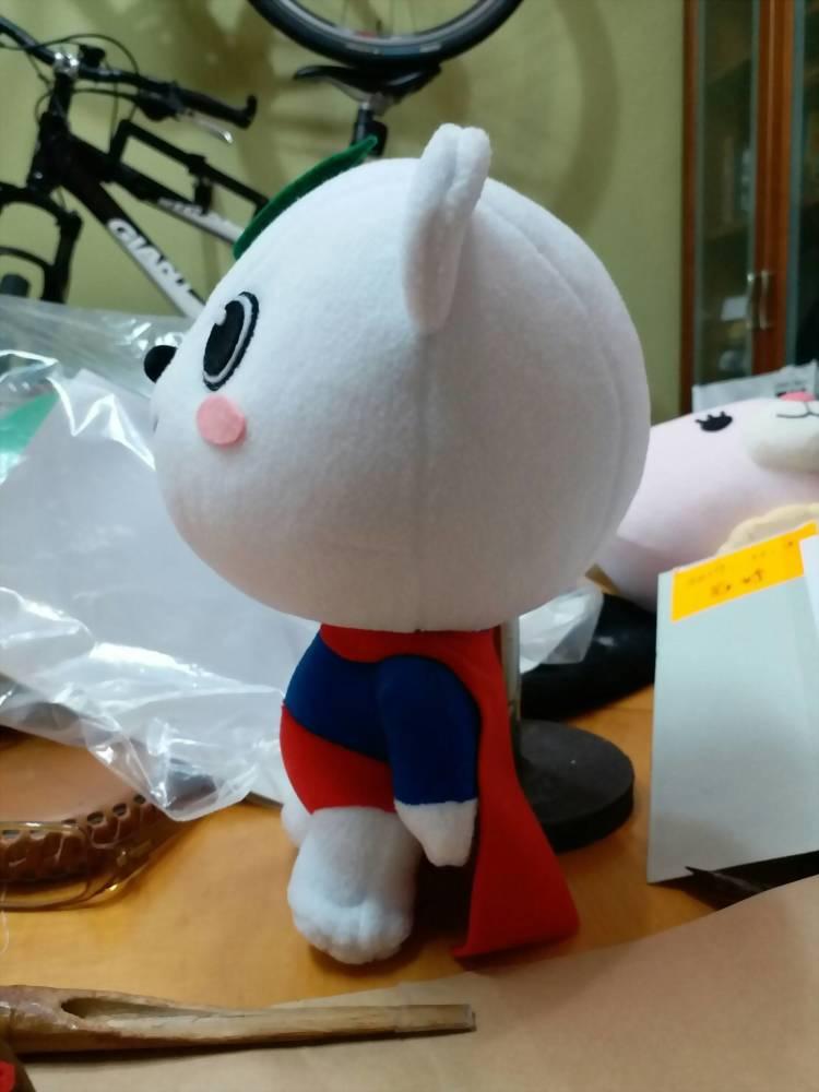 絨毛娃娃製作-Dyhot 東湧熊 | 巧匠工藝 2