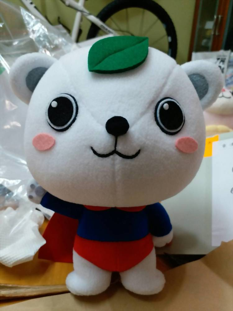 絨毛娃娃製作-Dyhot 東湧熊 | 巧匠工藝 1