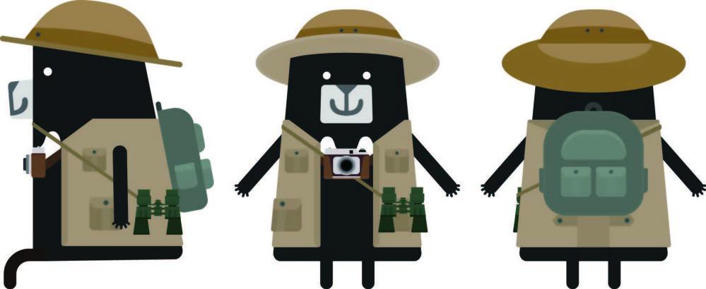 大型絨毛玩偶製作-臺灣吧-黑啤 | 巧匠工藝 5