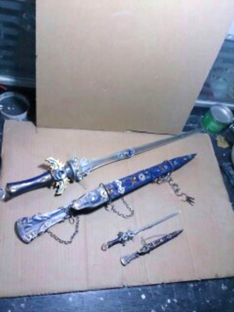 霹靂布袋戲-傾雪劍 2
