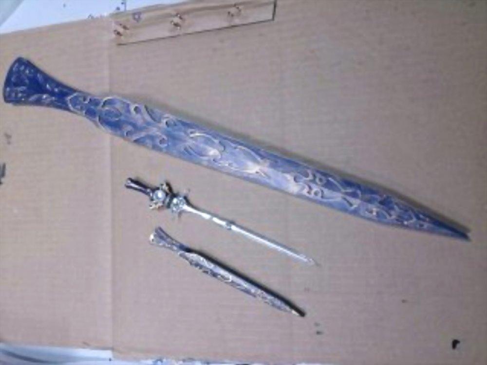 霹靂布袋戲-傾雪劍 19