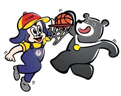 中油寶寶與台北世大運熊讚 7