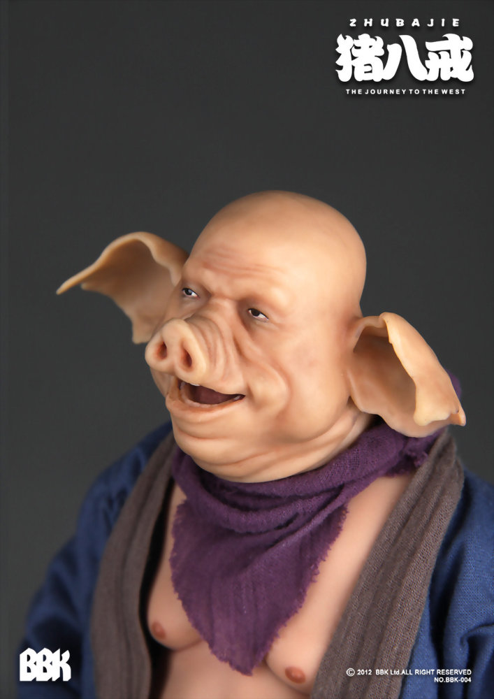 西遊記豬八戒 2