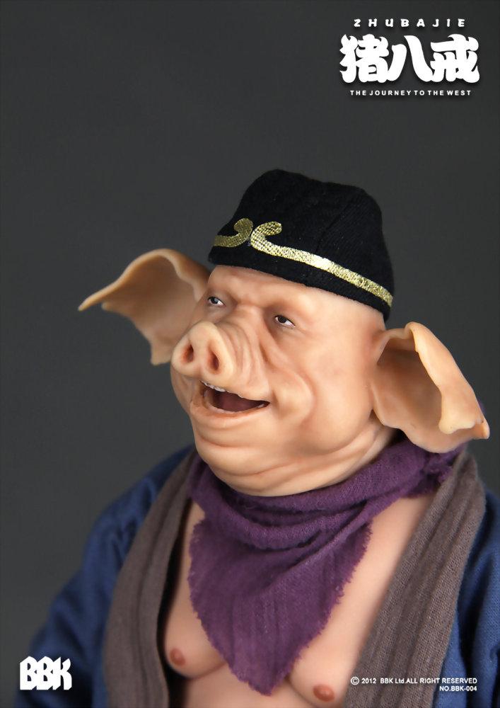 西遊記豬八戒 3
