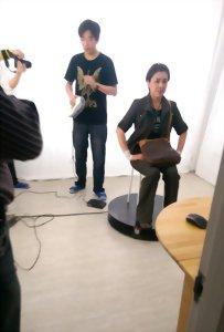 3D掃瞄列印-明華園(前)