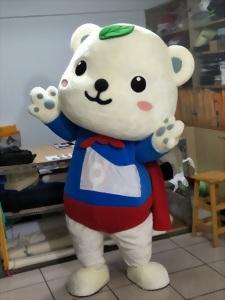 人偶裝製作-Dyhot 東湧熊
