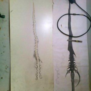 霹靂布袋戲-句芒雙劍