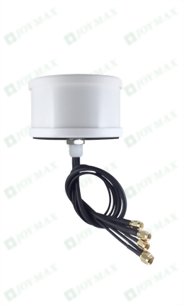 LTE 2*2, Wi-Fi 2*2 & GPS/Glonass 5 in 1 Thru-hole mount