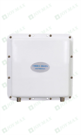 LTE / WiMAX Dual Feed MIMO Patch Antennas