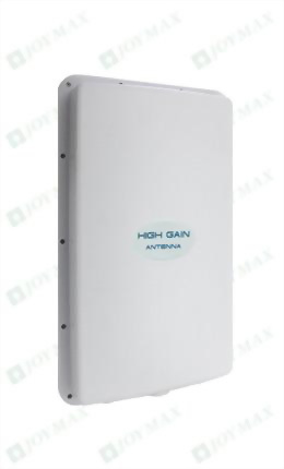 2.5~2.7GHz WiMAX MIMO V+H Dual Feed Patch Antennas