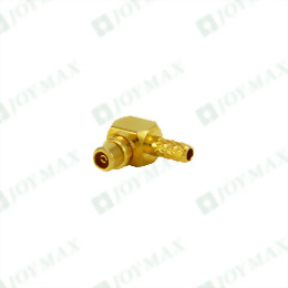 MMCX(m) Reverse Polarity,  50Ω Connector for RG178