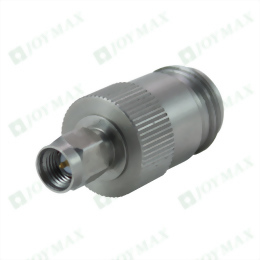 DC~18GHz N (f) to SMA (m) Stainless Steel RF Adapters
