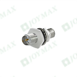 Adapter SMA Female Bulkhead to SMA FeMale Reverse Polarity