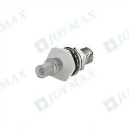 Adapter SMA Female Bulkhead to SMC Jack-Male Contact