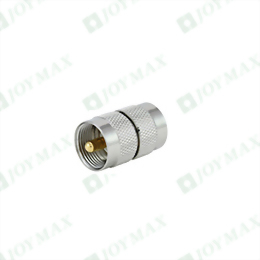 Adapter UHF Male to UHF Male