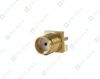 SMA Jack Connector, PCB, Clip, DC~6GHz