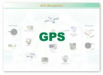 GPS /GLNSS Antennas