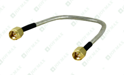 "0.141""Braid  Semi-rigid cable Assy"