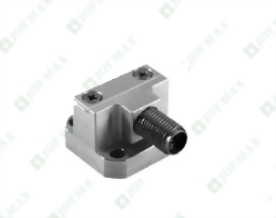 26.5~40GHz Waveguide to 2.92mm(f) Coaxial Adapter, General Square Cover type