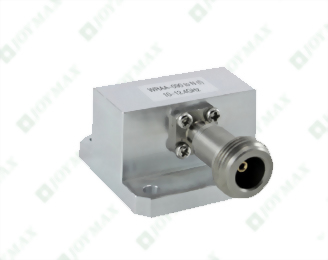 8.2~12.4GHz Waveguide to N(f) Coaxial Adapter, General Square Cover type