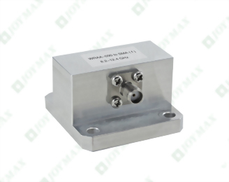 8.2~12.4GHz Waveguide to SMA(f) Coaxial Adapter, General Square Cover type