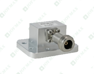 8.24~12.4GHz Waveguide to N(f) Coaxial Adapter, General CPR, O-ring type