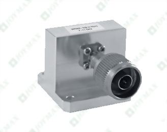 7~11GHz Waveguide to N(m) Coaxial Adapter, General Square Cover type