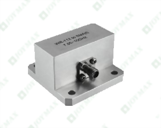 7.05~10GHz Waveguide to SMA(f) Coaxial Adapter, General Square Cover type