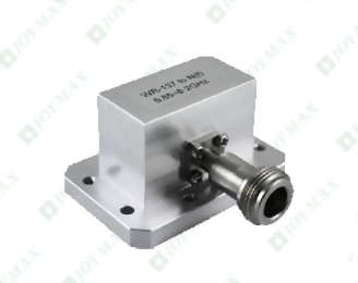5.85~8.2GHz Waveguide to N(f) Coaxial Adapter, General CPR, O-ring type