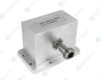 3.3~4.9GHz Waveguide to N(f) Coaxial Adapter, General CMR type