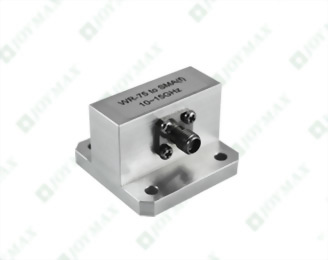 10~15GHz Waveguide to SMA(f) Coaxial Adapter, General Square Cover type