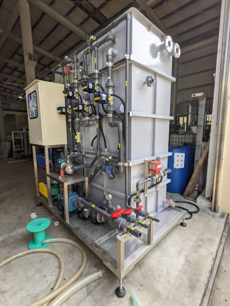 20~40CMD 過濾套裝系統 - 膜旺能源科技 - 中源水科技