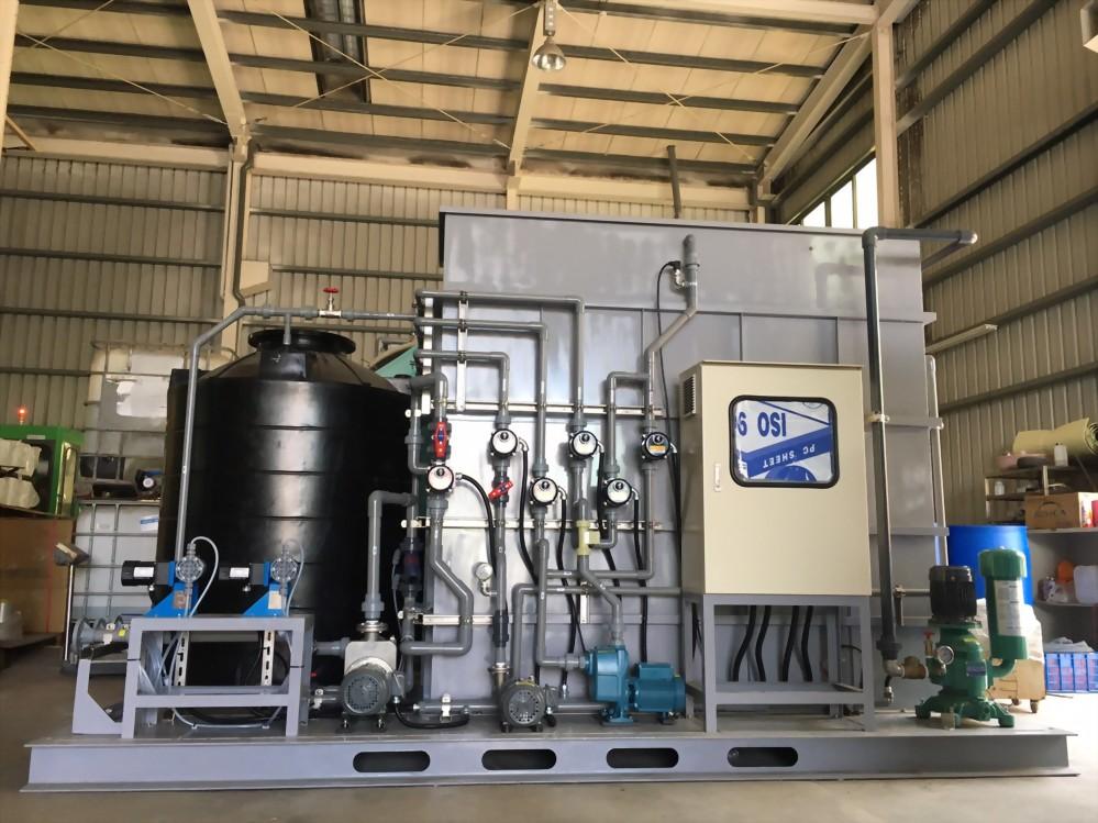 50~100CMD 過濾套裝系統 - 膜旺能源科技 - 中源水科技