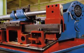 世界最先進之螺旋風管成型機 1