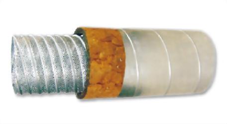 DSD消音雙層螺旋風管 1