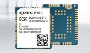 Quectel's NB-IoT BC95 Module First to Receive GCF Certification  03/17/2017
