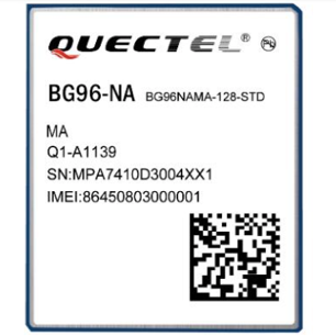 Quectel's LTE Cat.M1 BG96-NA Module Receives Verizon Certification  07/20/2017