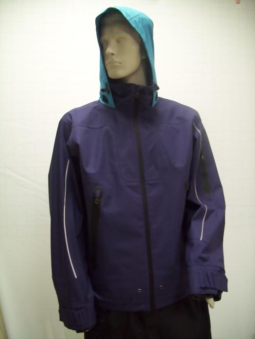 男性防風連帽休閒外套